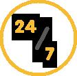 24 Hr Service